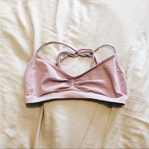 DONATING TOMORROW free people bralette